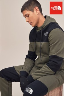 The North Face® Taupe Green Himalayan Overhead Hoody