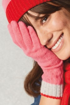 Cashmere Mix Gloves