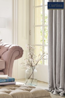 Solent Eyelet Curtains by Curtina