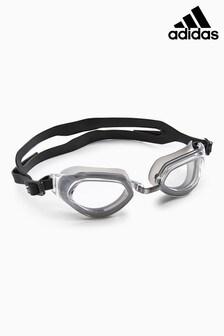 adidas White Goggles