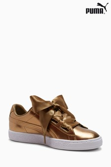 Puma® Basket Heart Lux