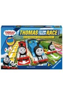 Ravensburger Thomas  Friends Train Race Game