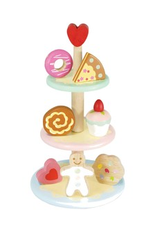 Le Toy Van Wooden Cake Stand