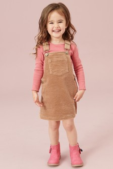 Cord Pinafore (3mths-7yrs)