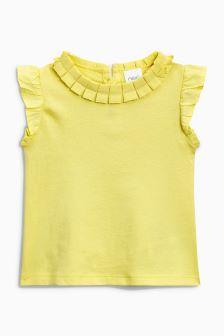 Pleated Collar Blouse (3mths-6yrs)