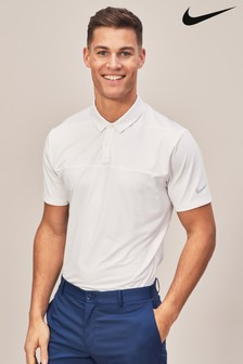 Nike Golf Poloshirt Dri-FIT, weiß