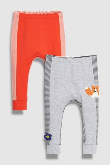Leggings Two Pack (3mths-5yrs)