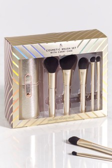 6 Piece NX Make-Up Brush Travel Set