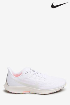 Nike Run White Air Zoom Pegasus 36 AW Trainers