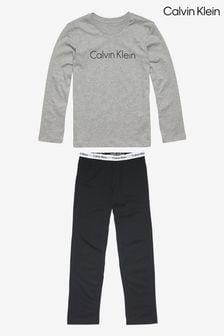 Calvin Klein Grey Pyjama Set
