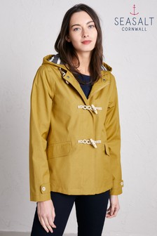 Seasalt Yellow Original Seafolly Jacket Pear