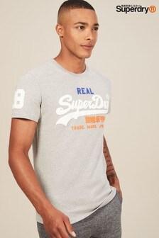 Superdry Vintage Logo Tri Script T-Shirt