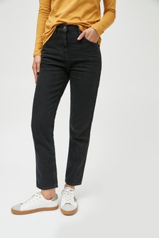 Straight Non-Stretch Jeans