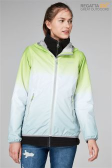 Regatta Lime Leera II Jacket