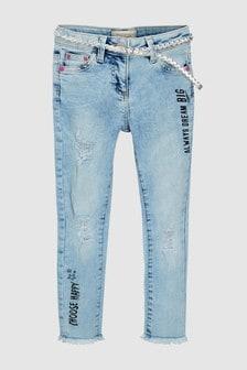 Wordy Jeans (3-16yrs)