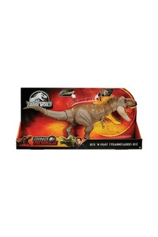 Jurassic World Bite N Fight Tyrannosaurus Rex Larger Scale