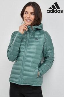 adidas Green Varilite Jacket