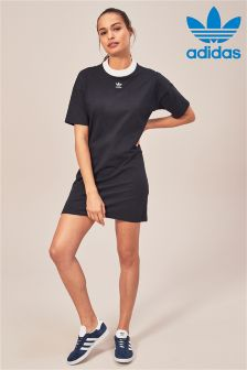 adidas Originals Black Trefoil Dress