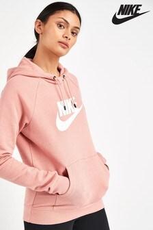 Nike Essential Fleece Logo Overhead Hoody