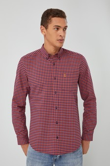 Check Long Sleeve Shirt