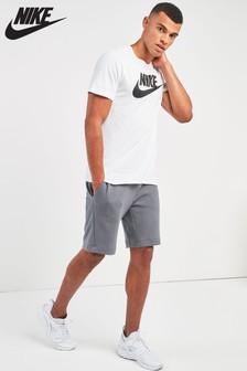 Szare szorty Nike Optic
