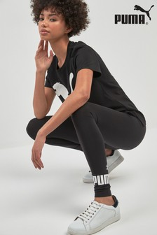 Puma® Black Essentials Leggings