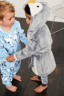 Animal Fleece All-In-One (9mths-8yrs)