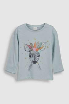 Deer T-Shirt (3mths-6yrs)