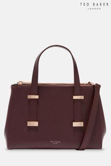Ted Baker Alyssaa Purple Adjustable Handbag