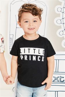 Little Prince T-Shirt (3mths-6yrs)