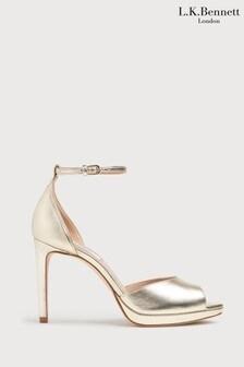 L.K.Bennett Joyce Platform High Heel Sandals