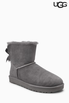 Bottines UGG® Mini Bailey avec nœud