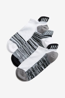 Neppy Trainer Socks Three Pack