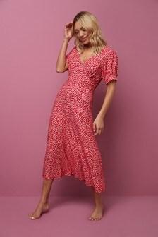 Midi Tea Dress