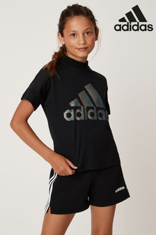 adidas Black ID T-Shirt