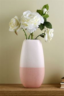 Tall Pebble Vase