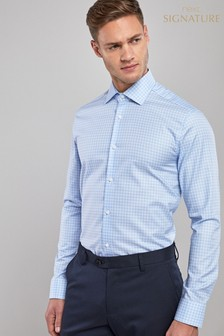 Signature Check Regular Fit Shirt