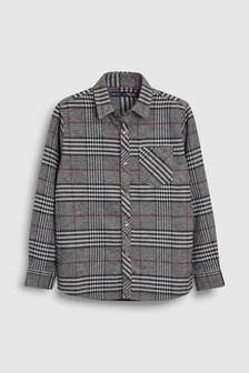 Long Sleeve Heritage Check Shirt (3-16yrs)