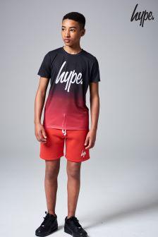 Hype. Fade Script T-Shirt