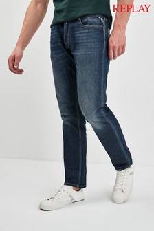 Replay® Rob Comfort Fit Jeans