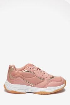 Кроссовки на массивной подошве (Подростки)