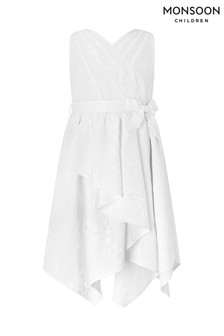 Monsoon Ivory Ria Dress