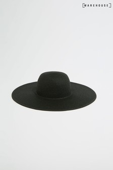 Warehouse Wide Brim Straw Hat