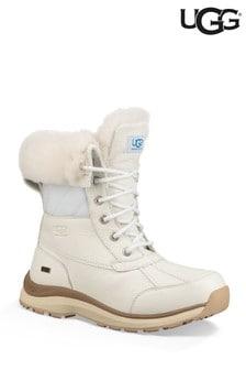 Bottes de neige matelassées UGG® Adirondack blanches
