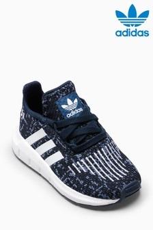 נעליים מסדרת Originals של adidas, בצבע כחול, מדגם Swift