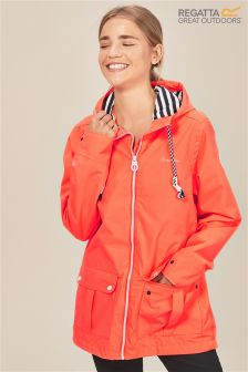 Regatta Red Bayeur II Waterproof Jacket