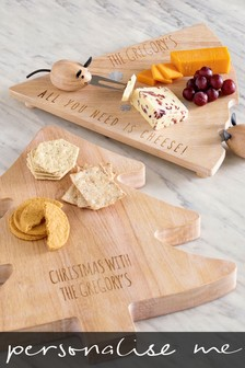 Personalised Mouse Cheese Board
