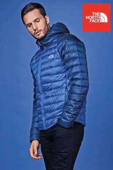 The North Face® Turkish Sea/Urban Navy Trevail Hoody
