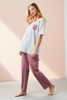 Maternity Cotton Pyjamas
