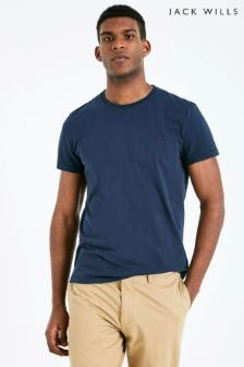 Jack Wills Sandleford Basic Tee